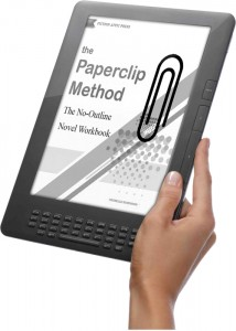 paperclip method for kindle